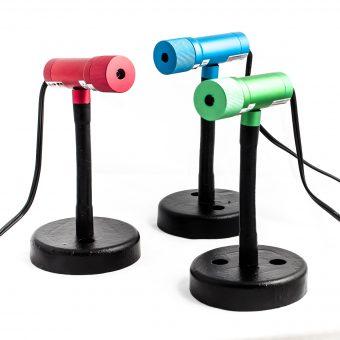 Sparkle Magic Illuminator - 4.0 Series - Red - Green - Blue - Three Pack - Laser Lights
