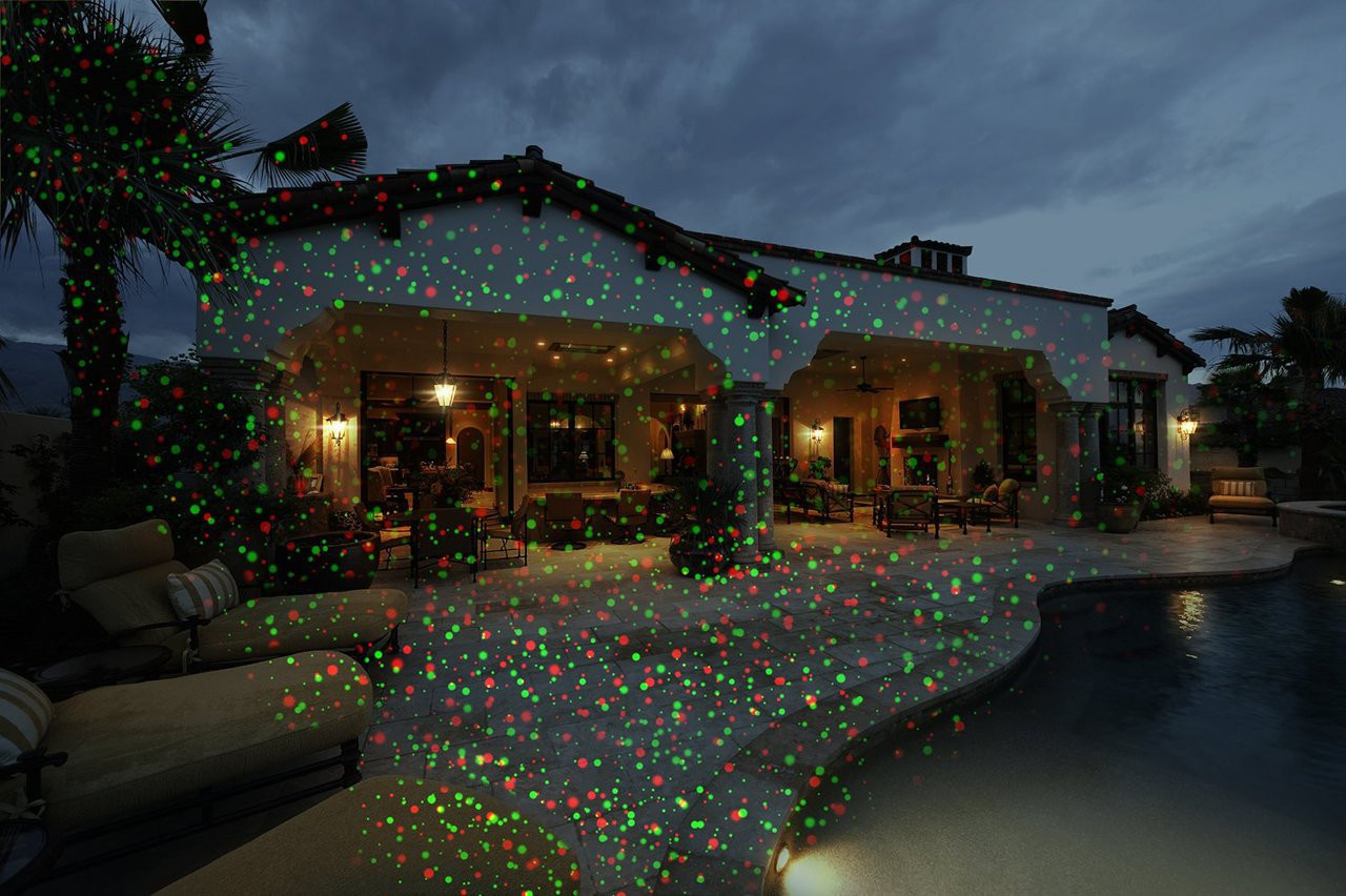 Night Stars Landscape Lighting Premium