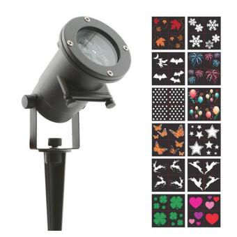Viatek-12-Pattern-LED-Motion-Projector